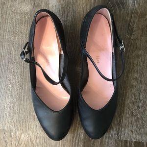 Black Dancer Character Shoes 💃🏻